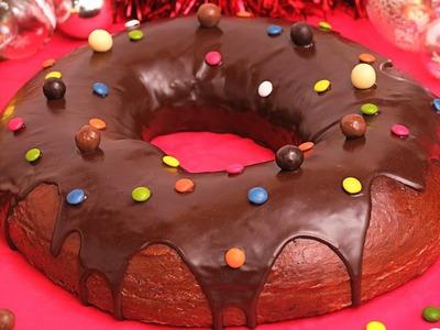 Roscón de Reyes de Chocolate muy Fácil y Delicioso | Rosca de Reyes