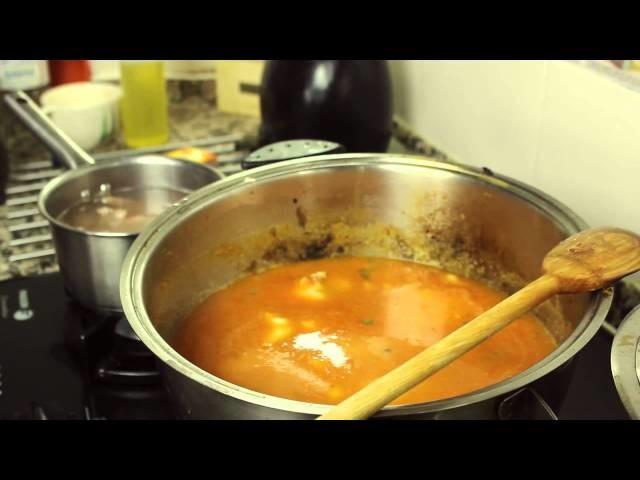 Sopa de Marisco | RECETA DE NAVIDAD