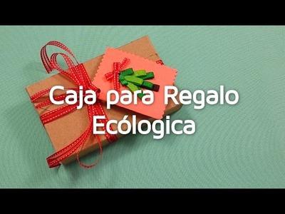 Cómo hacer cajas de regalo reciclando cartón | facilisimo.com