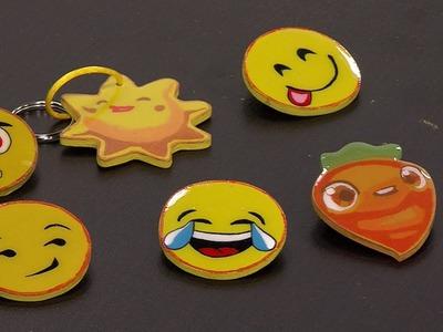 Cómo Hacer Emoticones para Llaveros y Botones en Madera MDF- Hogar Tv  por Juan Gonzalo Angel