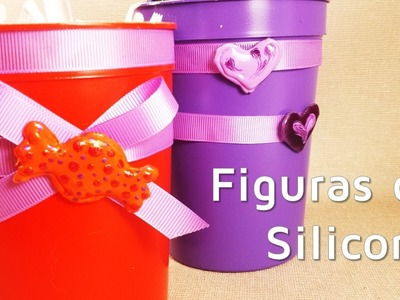 Cómo hacer figuras con silicona caliente | facilisimo.com