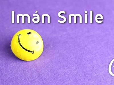 Cómo hacer imanes en forma de emoticonos | facilisimo.com