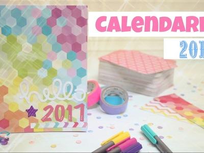 Crea tu propio calendario 2017