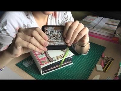 Scrapbook para principiantes: materiales básicos
