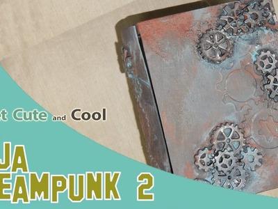 Tutorial Caja Steampunk 2ª parte