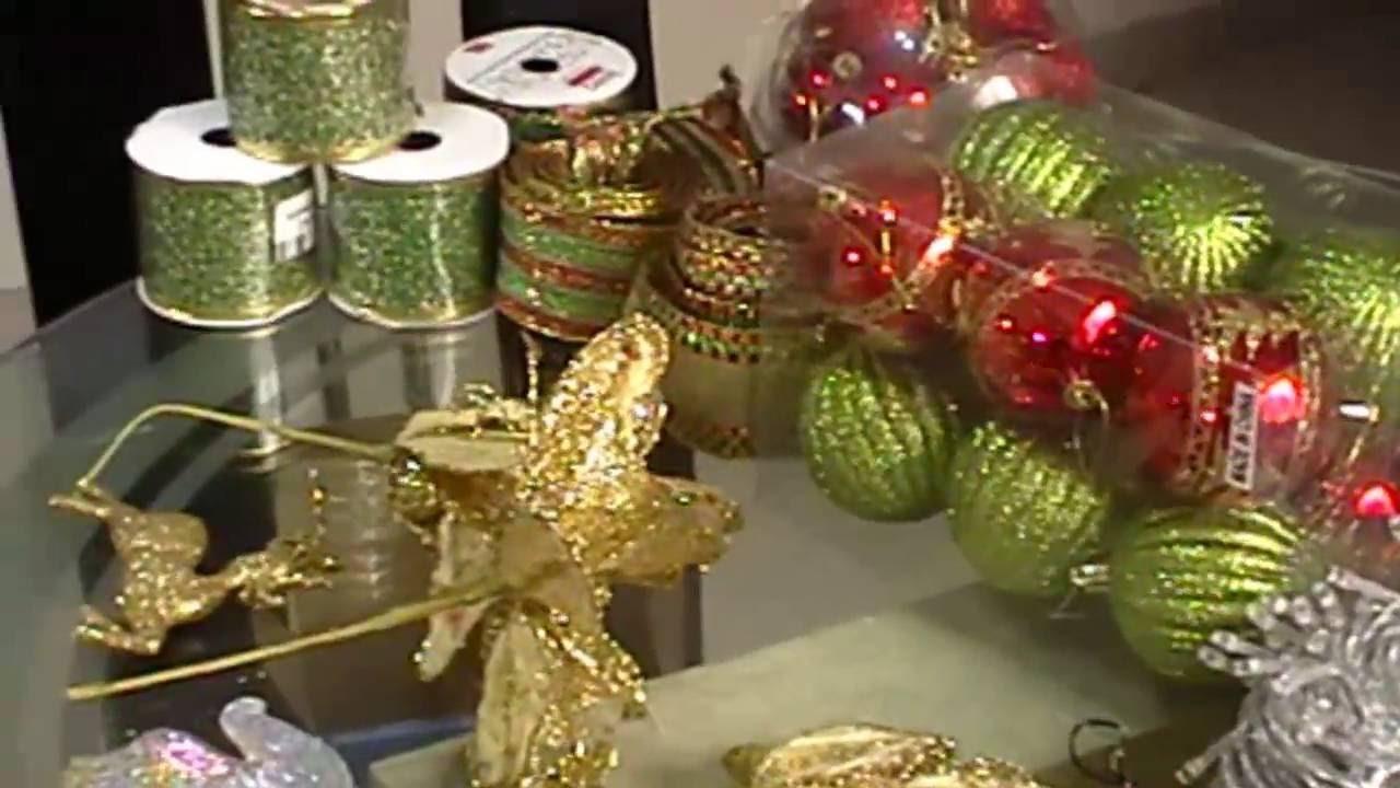Arbol de navidad como adornar con cinta alambrada cintas for Cintas de navidad