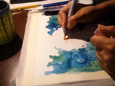 Presentación Yuki D Luna.  Bichos, vacas, gatos y dibujos