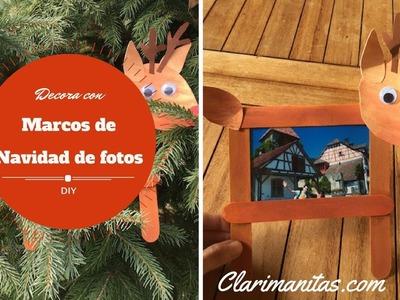 Marcos de navidad para fotos