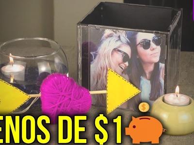 REGALOS PARA TU NOVIO POR MENOS DE $1 | Manualidades fáciles
