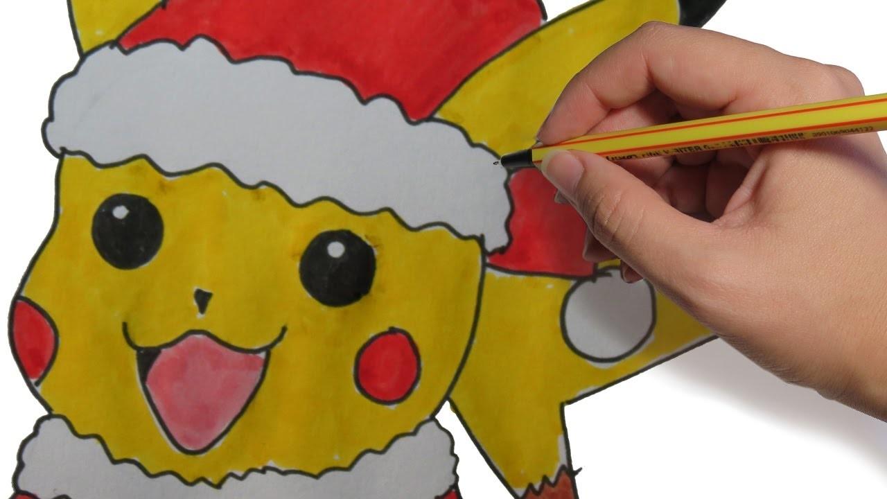 Dibujos De Navidad En Color