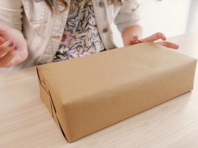 Cómo hacer empaques para regalos de Navidad creativos