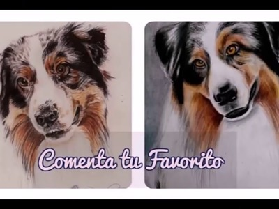 DUELO DE DIBUJANTES !! Art-Pit vs Amo dibujar . como dibujar un perro. Tutorial de dibujo