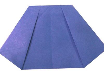 Origami falda