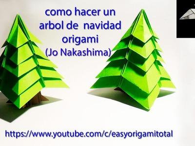 Origami c mo hacer un t tere de origami del tibur n beb - Como se adorna un arbol de navidad ...