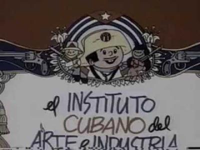 Dibujos Animados Cubanos -Elpidio Valdes La Abuelita de Weylers