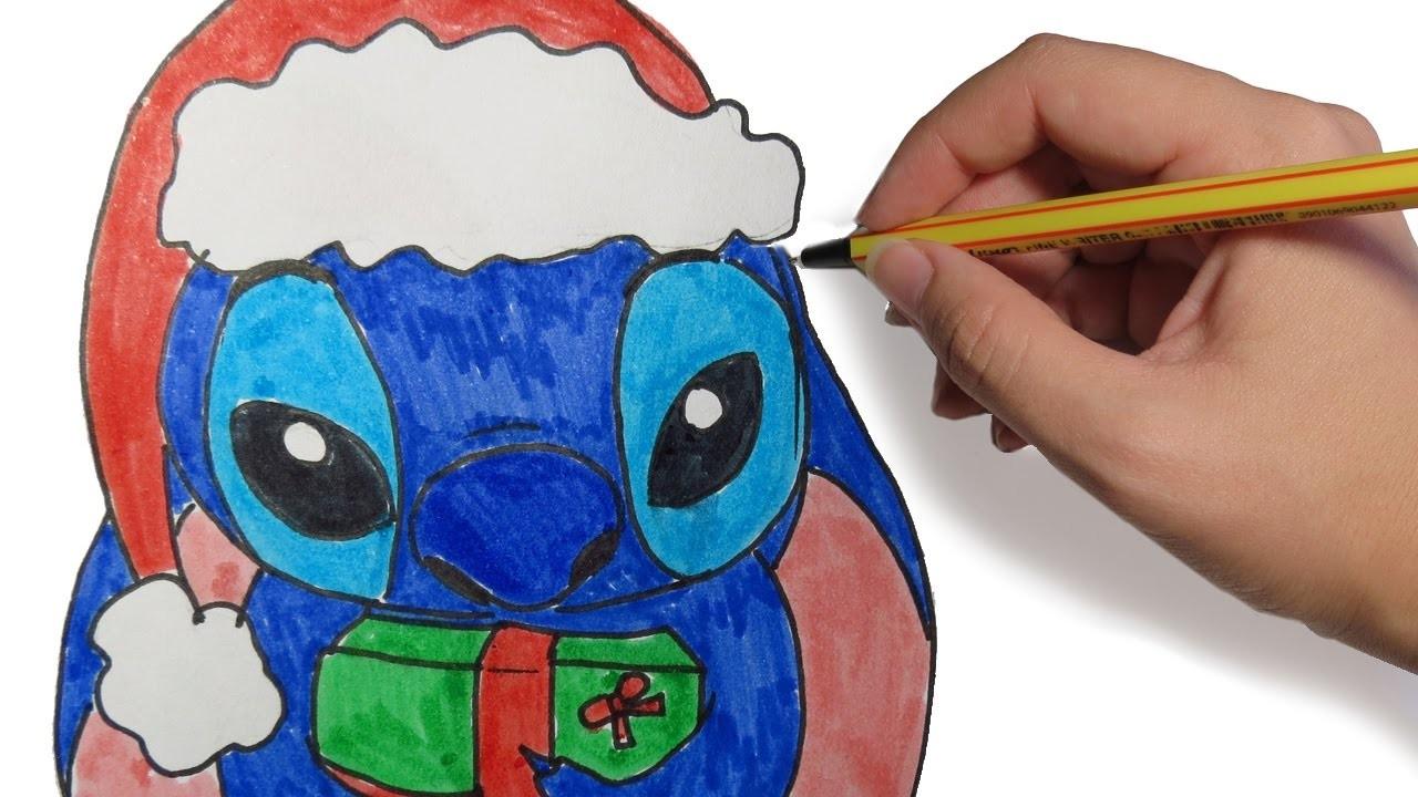 Dibujos de navidad faciles para ninos paso a paso