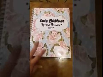 VIDEO TEACHER LESSON PLANNER