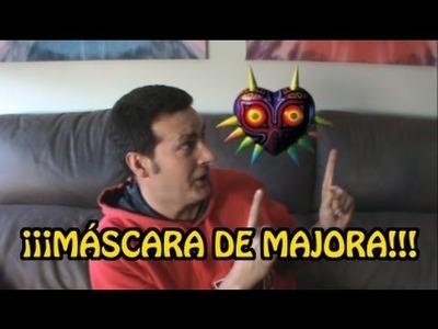 Tutorial Friki #1: DIY: Máscara de Majora. Majora's Mask