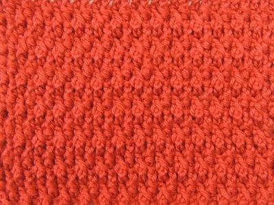 Crochet: Punto Textura # 2