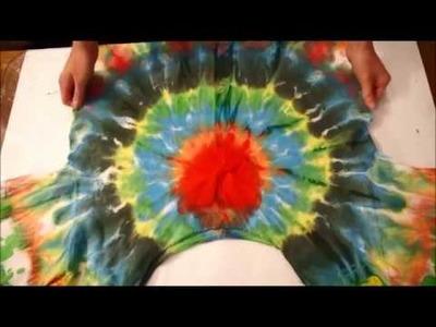 DIY Camiseta Hippie - Como pintar una camiseta rapido y facil