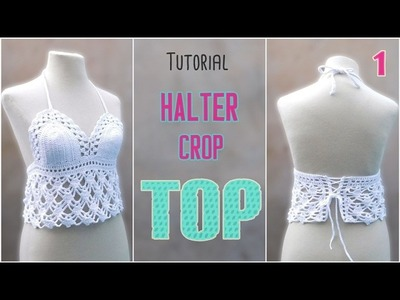 DIY Como tejer un top a crochet (1.2)