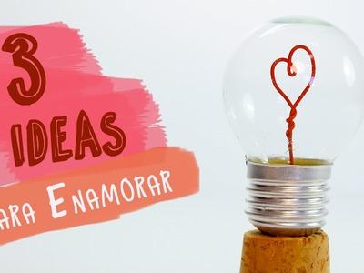 Manualidades fáciles de Amor Para Regalar | Manualidades Fáciles y Sencillas