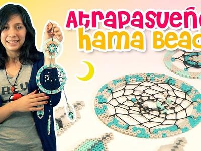 Todo Pixeles :: Pixelexip 14 - Haz un atrapasueños con Hama Beads DIY