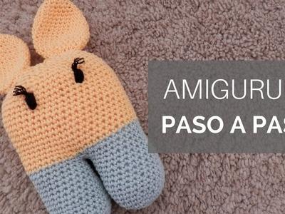 AMIGURUMI FACIL PASO A PASO