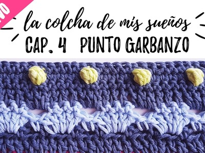 """CLASE EN VIVO #4 - tejemos junt@s """"LA COLCHA DE MIS SUEÑOS""""   Ahuyama Crochet"""