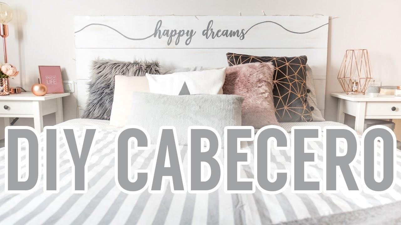DIY Cabecero de cama