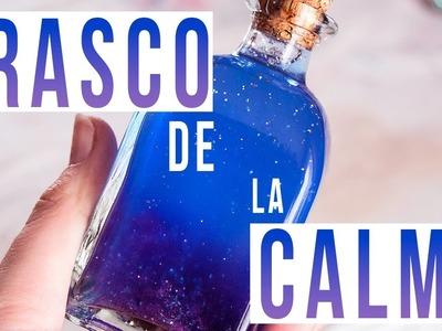 DIY frasco de la calma | Calming glitter jar ♡