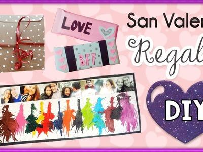 DIY REGALOS ORIGINALES PARA TU NOVIO ♥ (San Valentin)
