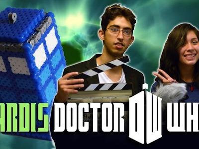 Todo Pixeles :: Pixelexip 11 - Haz una Tardis de Dr. Who con Perler Beads - DIY