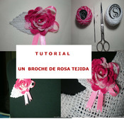 Un BROCHE DE ROSA TEJIDA.PDF