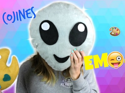 DIY COJINES DE EMOJIS INCREÍBLES | DIY EMOJIS PILLOWS