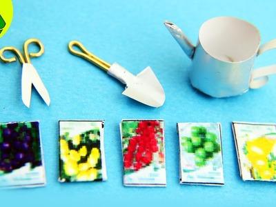 DIY Cosas de Jardineria en Miniatura