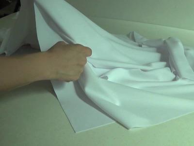 Vestido de Un Hombro DIY -Jazmin Gastelum