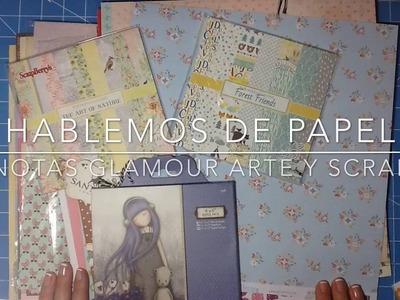 1. HABLEMOS DE PAPEL. DONDE CONSIGO PAPELES DE SCRAPBOOKING EN COLOMBIA