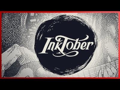 ¿ Qué es INKTOBER ? Dibujos a tinta