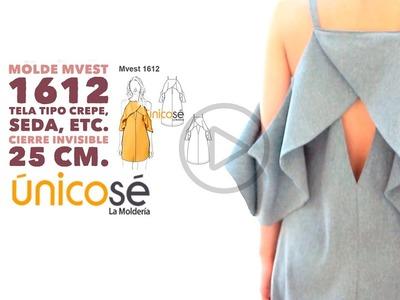 DIY Costura Como hacer vestido sin hombros