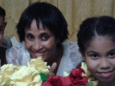 Anna Rodríguez and Noelia Artesanato. Regla. Habana 2015