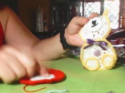 Como hacer un osito tejido a crochet(1)