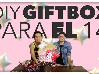 DIY: Giftbox para el 14 de Febrero | Pepe & Teo