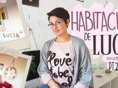 DIY | HABITACIÓN PARA LUCÍA (Habitación para María & Lucía) Pt. 2 MuxaSari