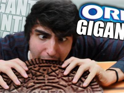 DIY OREO GIGANTE!