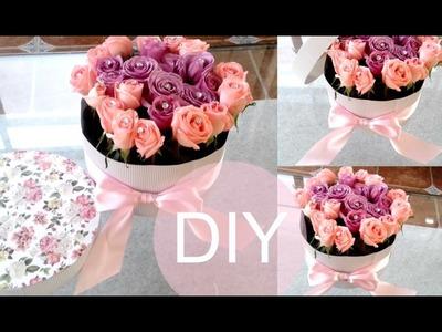 DIY. Regala flores de una manera muy original. Detalles para mi novia