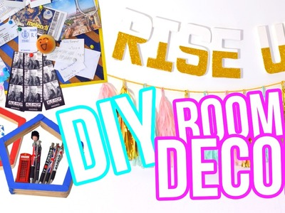 ¡Decora tu Habitacion TUMBLR! DIY Room Decor | Rachel Tisdale