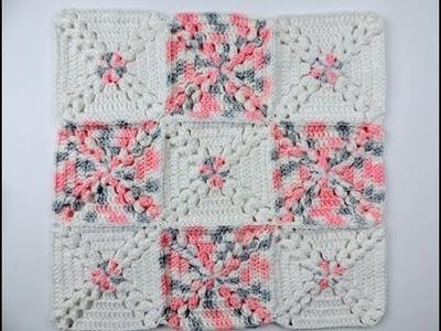 Crochet: Cuadrado # 21