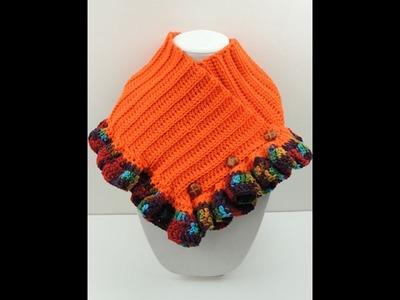 Cuello a Crochet # 2