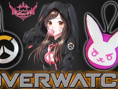 ♥ Tutorial: Llaveros DIY de Overwatch y D.va (Muy Fácil) ♥
